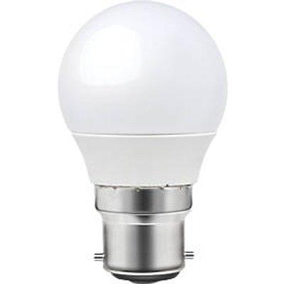 LAP BC Mini Globe LED Light Bulb 250lm 3.3W 3 Pack (5875T)