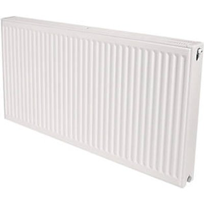 Stelrad Accord Compact Type 22 Double-Panel Double Convector Radiator 450 x 1200mm White 5425BTU (591HV)