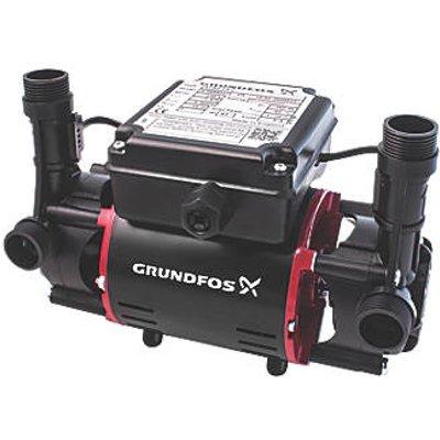 Grundfos 98950217 Regenerative Twin Shower Pump 2.0bar (6203X)