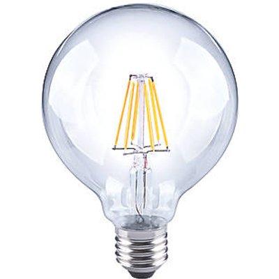 LAP ES Globe LED Virtual Filament Light Bulb 640lm 7W (6377V)