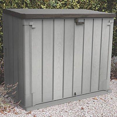 Forest Storage Unit 1450 x 820 x 1260mm Grey (639JG)