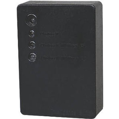 LAP  Indoor & Outdoor Black Photocell Sensor (6448V)