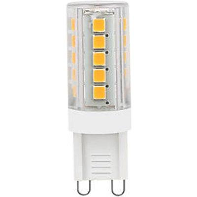 LAP G9 Capsule LED Light Bulb 300lm 2.7W 220-240V 5 Pack (6457V)