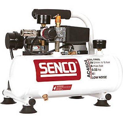 Senco AC4504 4Ltr  Electric Low Noise Compressor 230V (647PG)