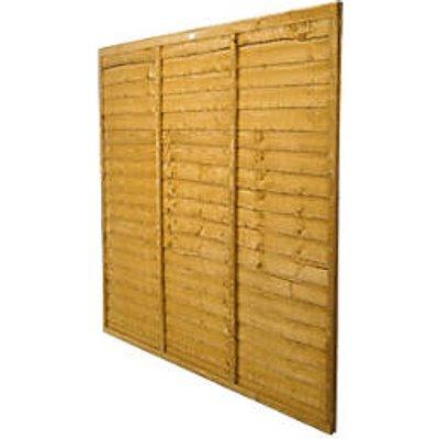 Forest Lap Fence Panels 6 x 6