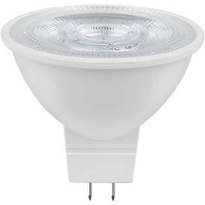 LAP GU5.3 MR16 LED Light Bulb 345lm 4.6W 5 Pack (6557V)