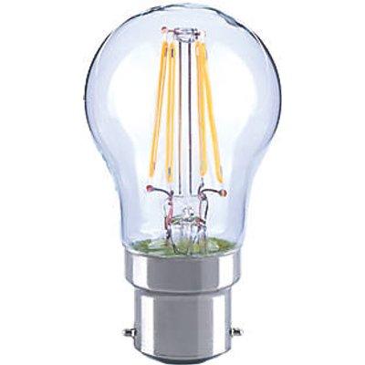 LAP BC Mini Globe LED Virtual Filament Light Bulb 470lm 4.5W (6571V)