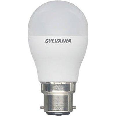 Sylvania BC Mini Globe LED Light Bulb 806lm 8W (658GX)