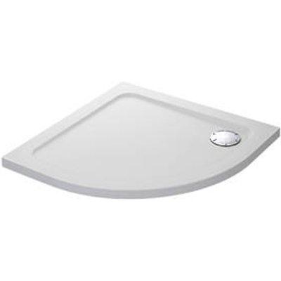 Mira Flight Safe Quadrant Shower Tray White 900 x 900 x 40mm (6665X)