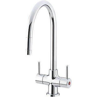 Bristan Beeline Sink-Mounted Mono Mixer Kitchen Tap Chrome (67858)