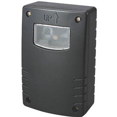 Zinc  Outdoor Black Photocell Sensor (683HT)