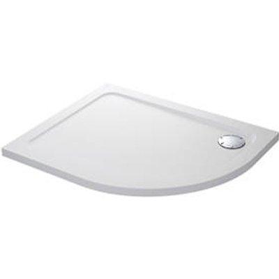 Mira Flight Safe Offset Quadrant Shower Tray LH White 1200 x 900 x 40mm (6883X)