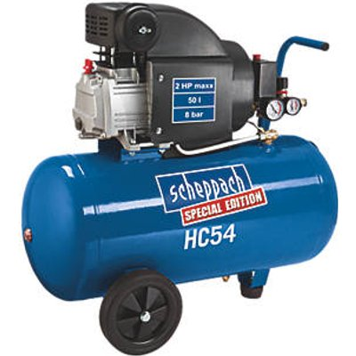 Scheppach HC 54 50Ltr Electric Air Compressor 230V (7029F)