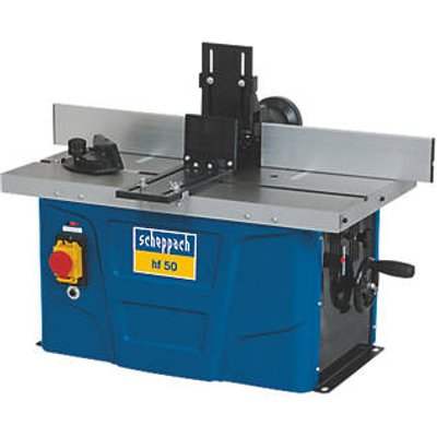 Scheppach HF50 Electric Shaper & Router Table (70415)