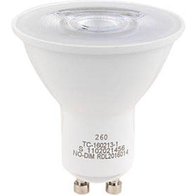 LAP GU10 LED Light Bulb 230lm 3W 10 Pack (7163P)