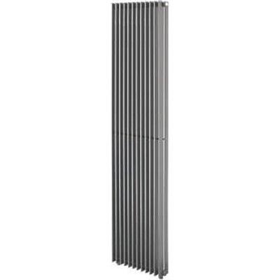 Moretti Rovingo Double Column Designer Radiator 1800 x 520mm Gunmetal 6281BTU (7230P)