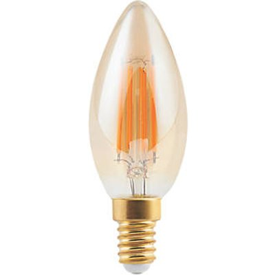Diall SES Candle LED Light Bulb 400lm 5W (727FY)
