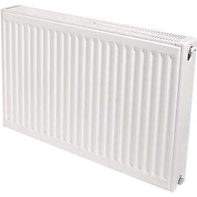 Stelrad Accord Compact Type 22 Double-Panel Double Convector Radiator 450 x 800mm White 3617BTU (731HV)