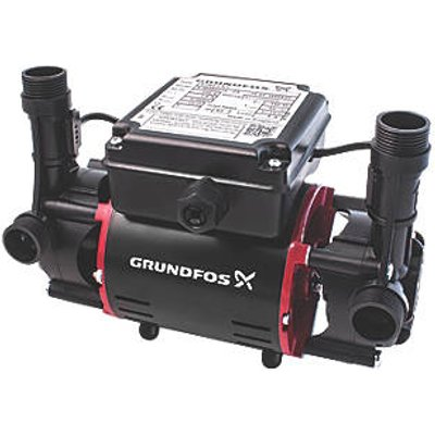 Grundfos 98950216 Regenerative Twin Shower Pump 1.5bar (7359X)