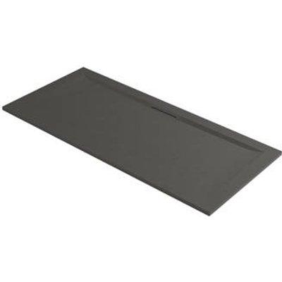 Mira Flight Level Rectangular Shower Tray Slate Grey 1800 x 800 x 25mm (735HR)