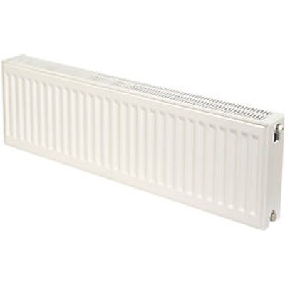 Stelrad Accord Compact Type 22 Double-Panel Double Convector Radiator 300 x 1500mm White 4849BTU (737HV)