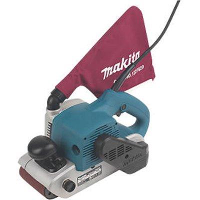 """Makita 9403 / 2 4""""  Electric Belt Sander 240V (73893)"""