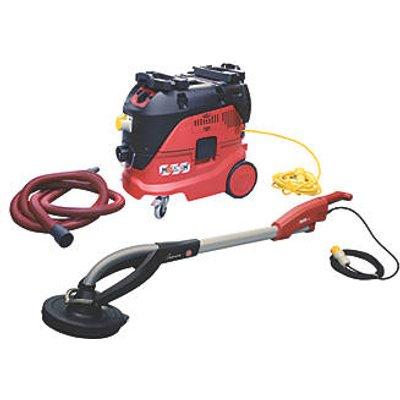 Flex GE 5R+ TB-L  Electric Giraffe Long-Reach Drywall Sander & Vacuum Cleaner 110V (750HX)