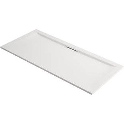 Mira Flight Level Safe Rectangular Shower Tray White 1500 x 800 x 25mm (758PJ)