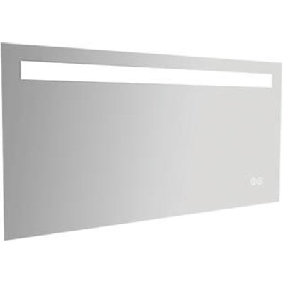 Cassellie  20W Rectangular LED Wide Mirror with Bluetooth & Touch Sensor 1200 x 600mm (764KF)