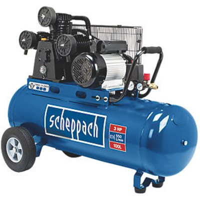 Scheppach HC550TC 100Ltr Electric Air Compressor 230V (767KG)