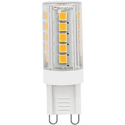 LAP G9 Capsule LED Light Bulb 300lm 3W 220-240V 5 Pack (7688V)