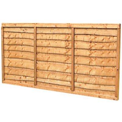 Forest Lap Fence Panels 6 x 4
