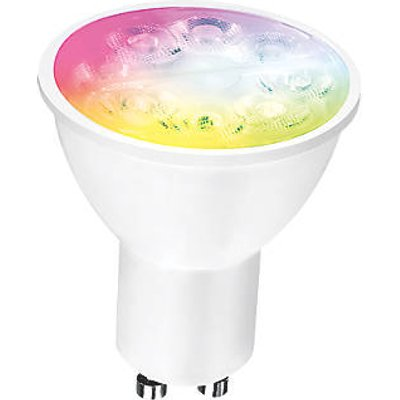 Aurora Aone LED GU10 Smart Light Bulb Colour-Changing 5W 300Lm (772KR)