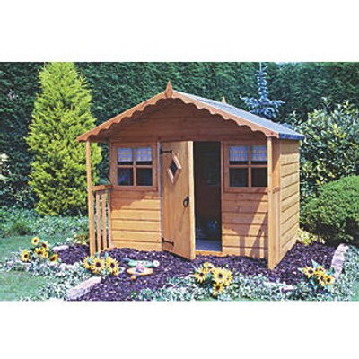 Shire Cubby Playhouse 6 x 4