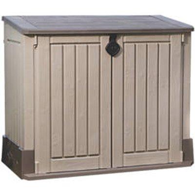Keter Storage Unit 4 x 2 x 4