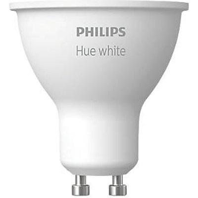 Philips Hue Bluetooth LED GU10 Smart Light Bulb Warm White 57W 350Lm (783HY)