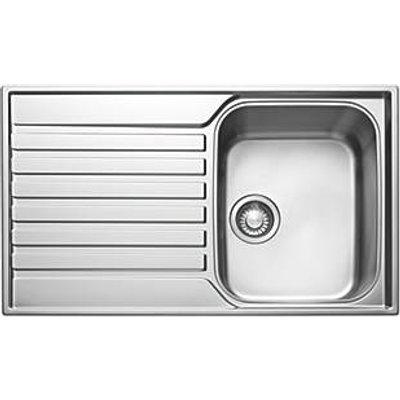 Franke Ascona Inset Sink Stainless Steel 1 Bowl 860 x 510mm (79251)