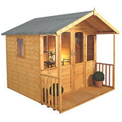 Forest Hollington Summerhouse 2.53 x 2.50m (8336F)