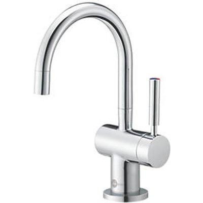 InSinkErator HC3300 Filtered Hot Water Mono Mixer Kitchen Tap Chrome (84519)