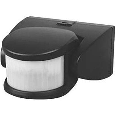 LAP  Indoor & Outdoor White / Black PIR Standalone Sensor 180� (8461V)
