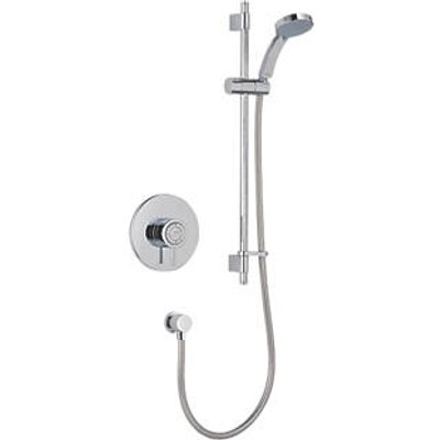 Mira Element BIV Rear-Fed Concealed Chrome Thermostatic Mixer Shower (8796R)