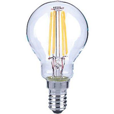 LAP SES Mini Globe LED Virtual Filament Light Bulb 470lm 4.5W (8868V)
