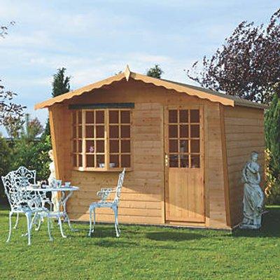 Shire Goodwood Summerhouse 2.99 x 2.99m (88840)