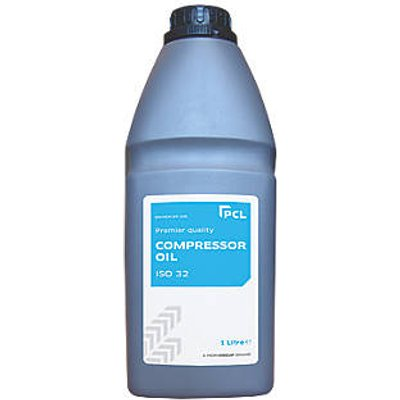 PCL ISO32 Compressor Oil 1Ltr (893HY)