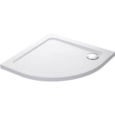 Mira Flight Low Quadrant Shower Tray White 900 x 900 x 40mm (9106X)