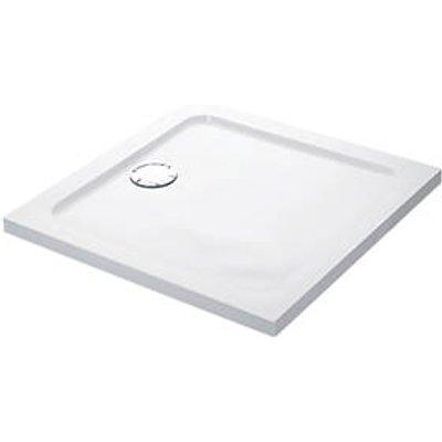 Mira Flight Low Square Shower Tray White 900 x 900 x 40mm (9139X)