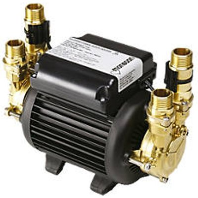 Stuart Turner Monsoon Standard Regenerative Twin Shower Pump 2.0bar (95134)