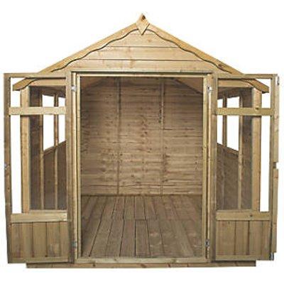 Forest Oakley Summerhouse 2.19 x 2.07m (9555X)