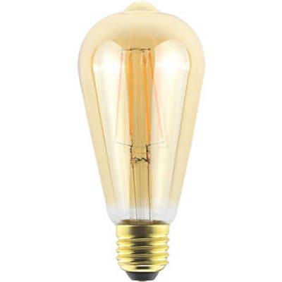 LAP ES ST64 LED Light Bulb 470lm 6W (963FH)