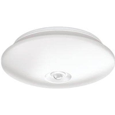 Philips Mauve LED Ceiling Light with PIR Sensor White 6W 600lm (9663T)